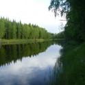 Fiskevårdsområde Bjurfors Övre under bildande